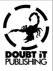 The official logo for Doubt It Publishing